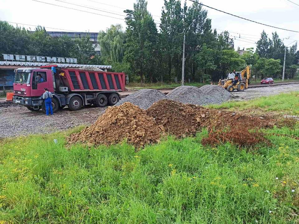Вулицю Автоливмашівську перекриють на тиждень (СХЕМА)