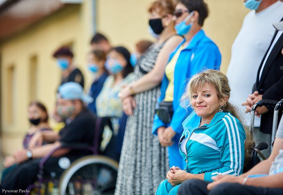 В Івано-Франківську стартувала обласна спартакіада серед людей з інвалідністю (ФОТО)