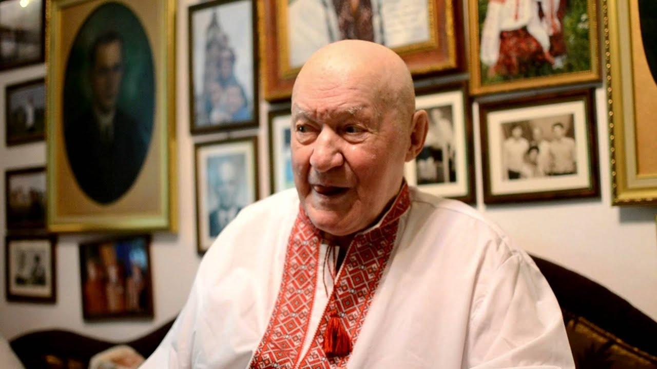 97-річний сотенний УПА Мирослав Симчич пролетить над Карпатами