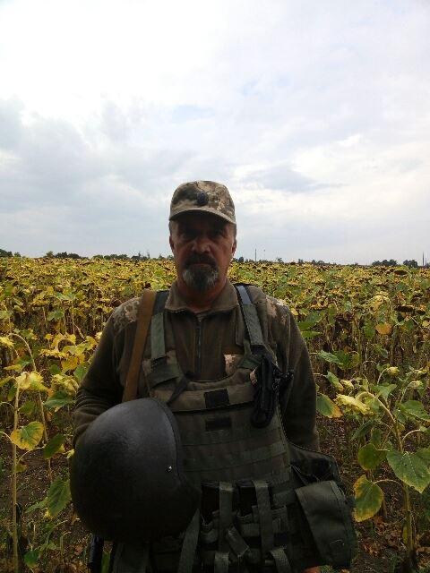 В Івано-Франківську помер ветеран війни в Афганістані та АТО (ФОТО)