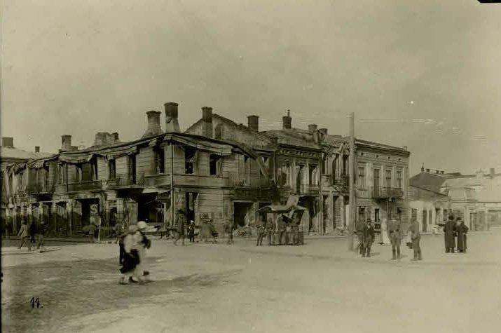 Як виглядала Коломия під час Першої світової війни (ФОТО)