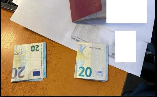 Прикарпатець пропонував митникам хабар у 40 євро (ФОТОФАКТ)