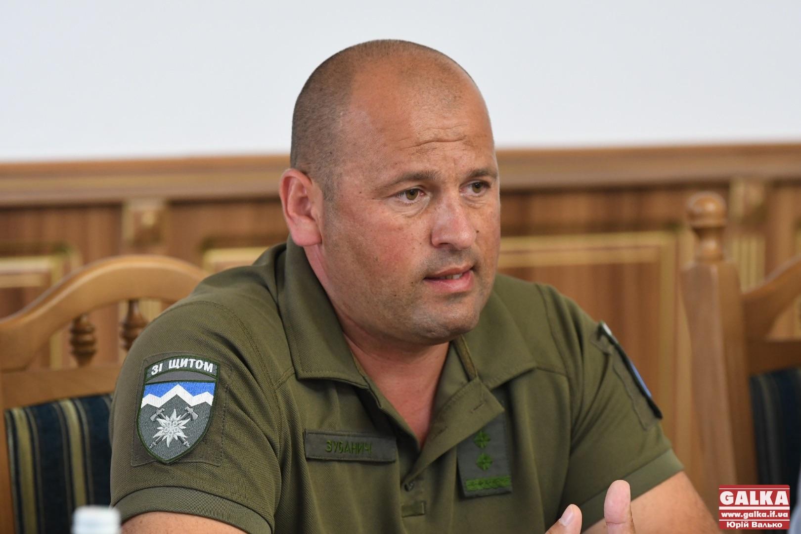 Герой України Василь Зубанич залишив посаду командира 10-ої гірсько-штурмової бригади