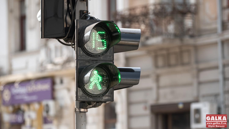 """У Франківську погодили влаштувати світлофор поблизу """"Велмарту"""" (ПРОЕКТ)"""