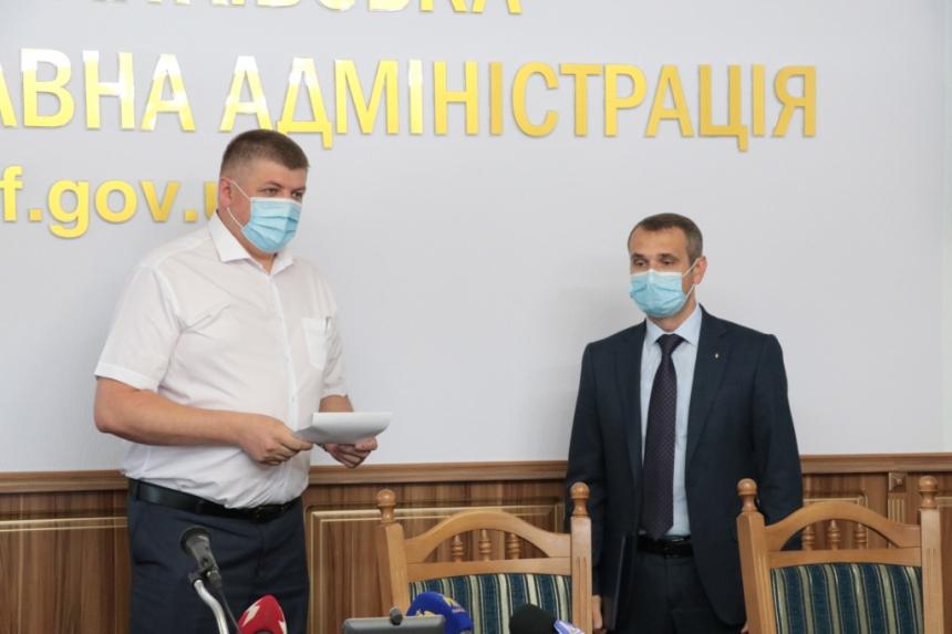 На Прикарпатті призначили нового заступника голови ОДА (ФОТО)