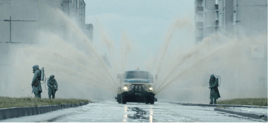 """""""Чорнобиль"""" став найкращим мінісеріалом за версією BAFTA TV Awards"""