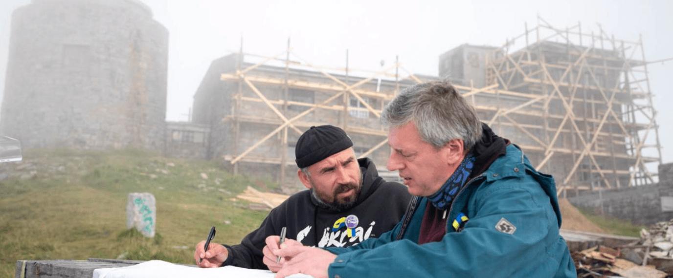 Обсерваторія на Піп Івані співпрацюватиме з франківським драмтеатром (ВІДЕО)