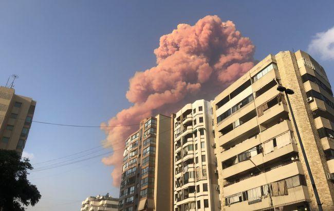 У столиці Лівану прогриміли два потужні вибухи: пошкоджено десятки будівель (ВІДЕО)