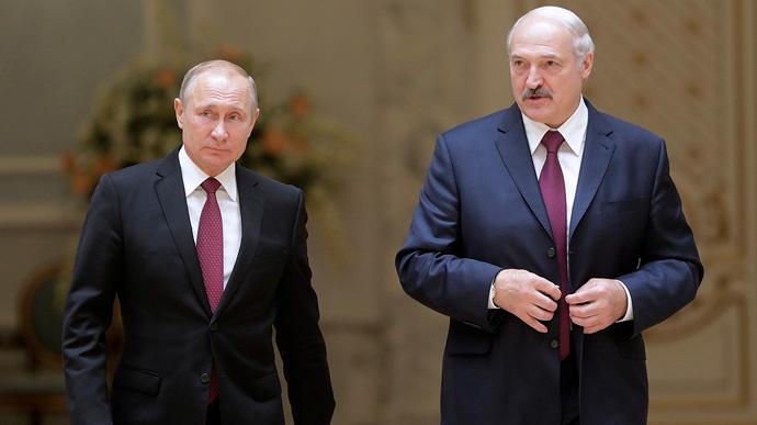 Путін вважає вибори в Білорусі легітимними