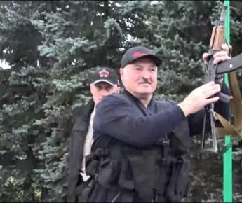 150 тисяч білорусів мітингують проти Лукашенка. Він називає їх щурами, а силовиків – красенями (ВІДЕО)