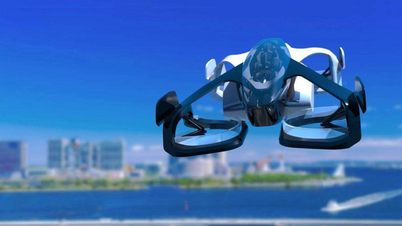 У 2023 році в Японії з'являться літальні автомобілі (ВІДЕО)