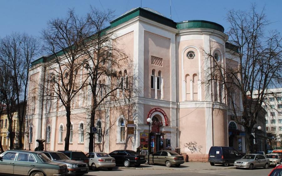 120-річну синагогу реставрують в Івано-Франківську (ВІДЕО)