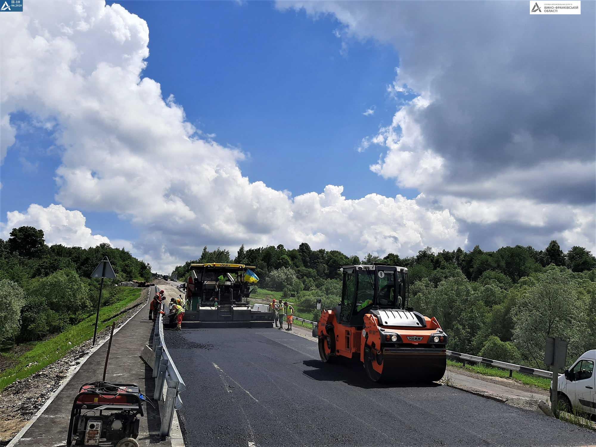 За крок до завершення ремонт мосту в Боднареві (ФОТО)
