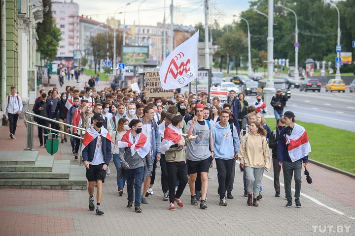 У Білорусі почався найбільший страйк в історії країни