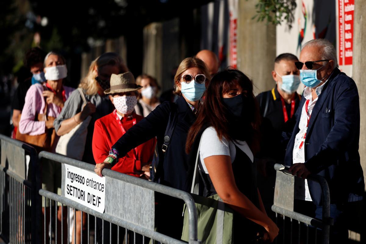 Венеціанський кінофестиваль стартував: чим дивуватимуть в умовах пандемії