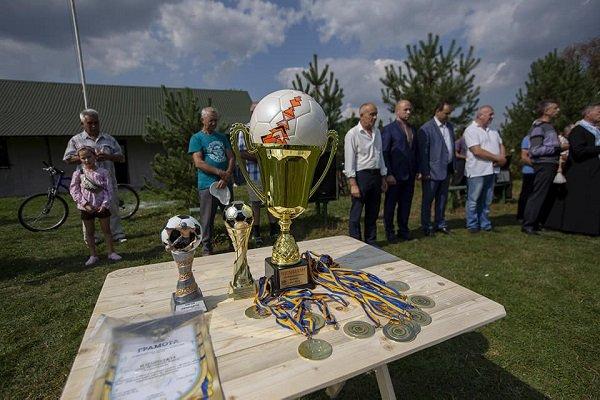 Стартував перший чемпіонат Івано-Франківської ОТГ з футболу