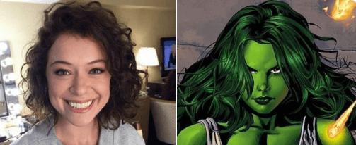 Marvel зніме серіал про Жінку-Халка