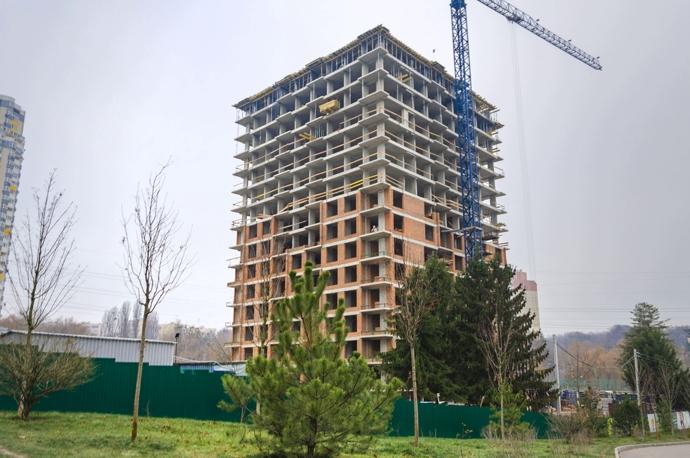 Франківщина – у п'ятірці найактивніших регіонів у сфері будівництва