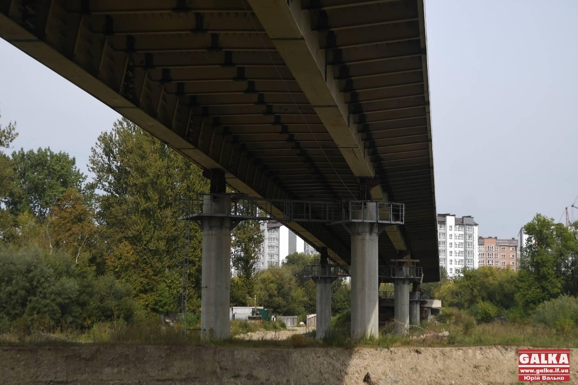60 мільйонів на міст-довгобуд у Пасічну передають не міській, а обласній владі