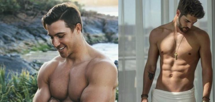 Голі та сексуальні: Найгарячіші чоловіки Instagram (ФОТО)