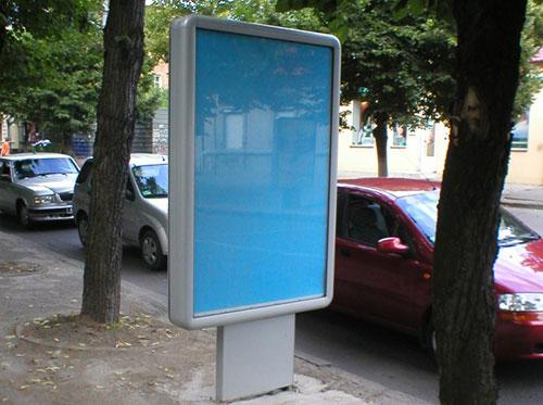 Зовнішньої реклами в Івано-Франківську побільшає – рішення виконкому