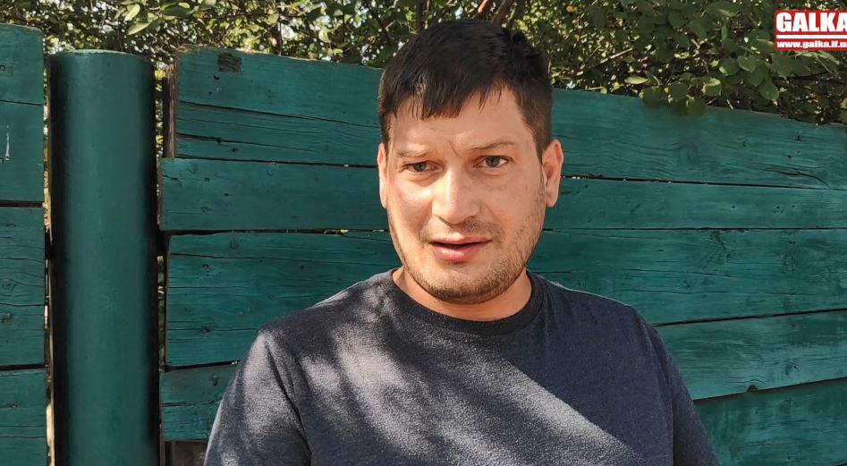 До поліції претензій не маю: франківець розповів про конфлікт з поліцією на Василіянок (ВІДЕО)