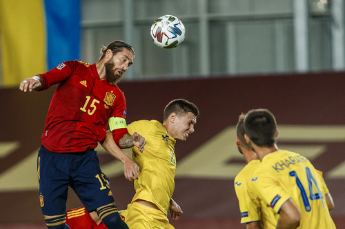 Іспанія розгромила збірну України в Лізі Націй (ВІДЕО)