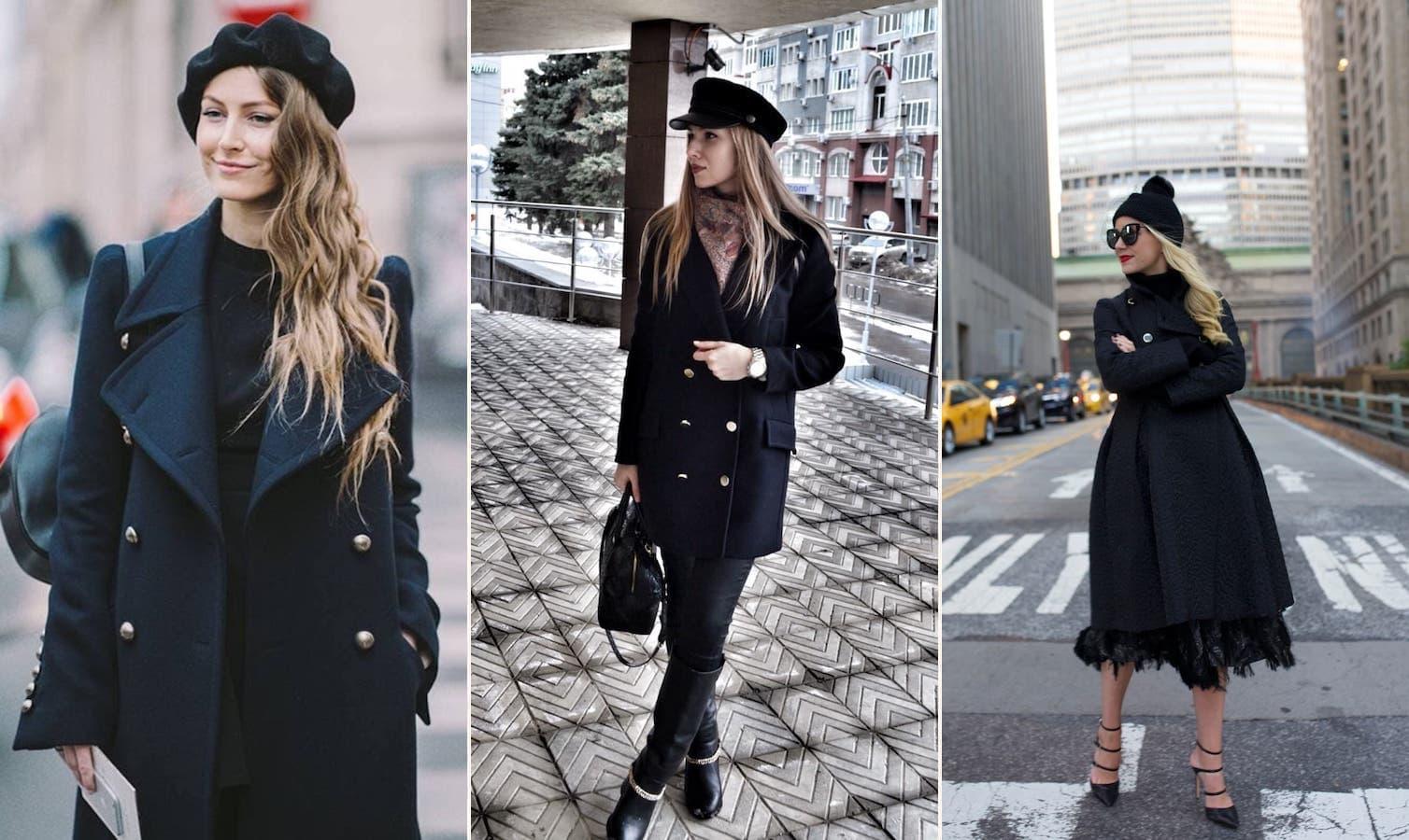 Яку шапку носити з осіннім пальто: основні рекомендації