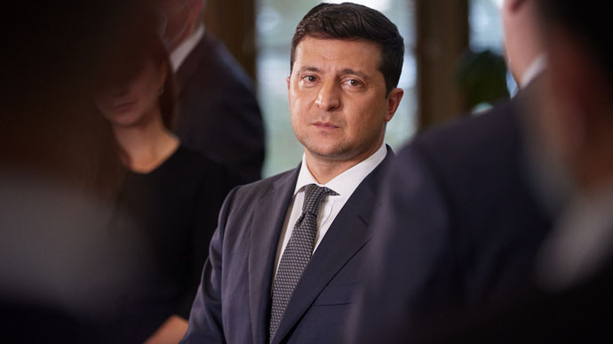 Зеленський: Ми налаштовані успішно втілити дієву судову реформу, щоб в Україні працювали лише чесні, незалежні та справедливі суди