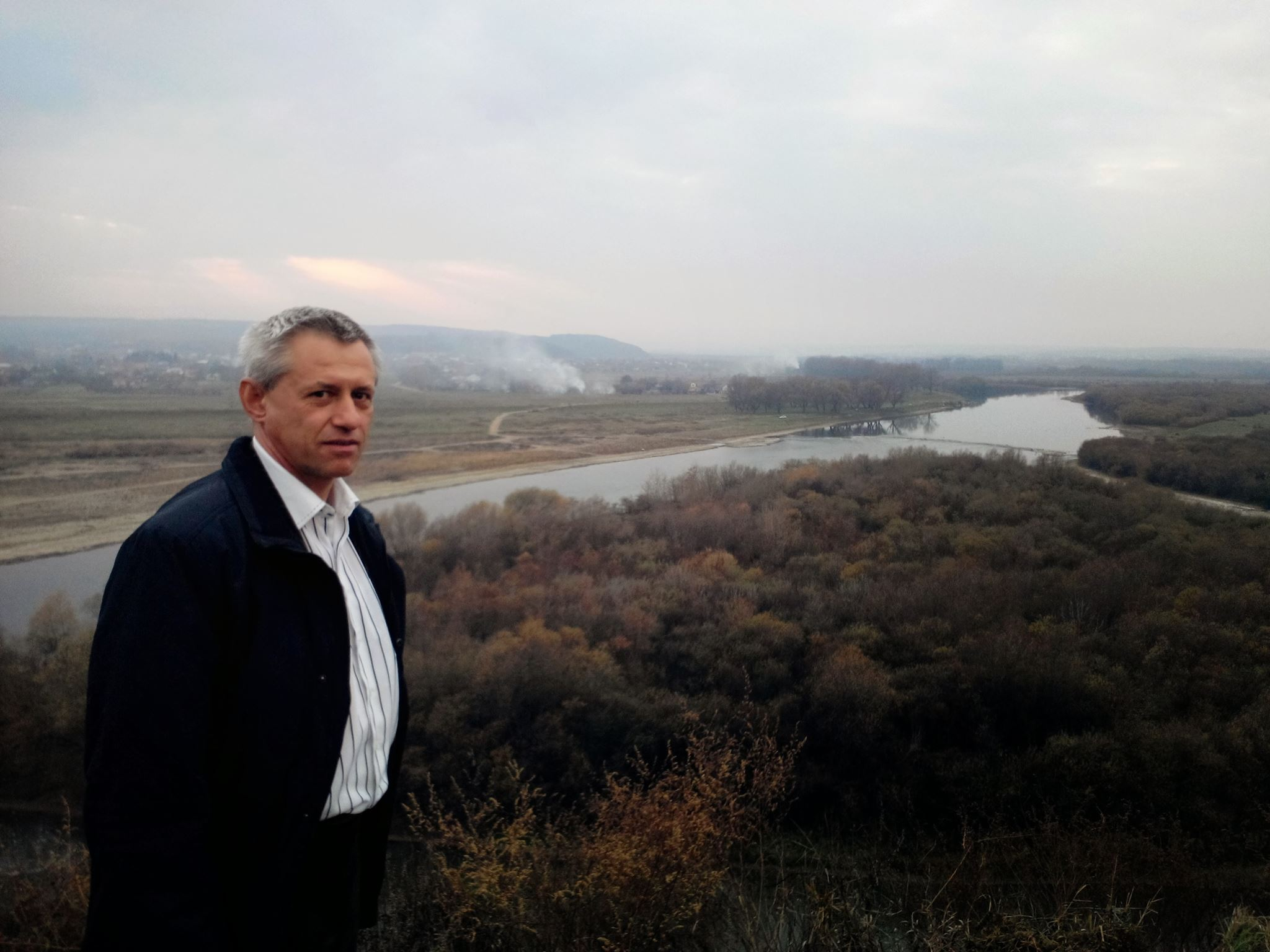 Від коронавірусу помер професор, завфкафедри франківського вишу Володимир Костишин