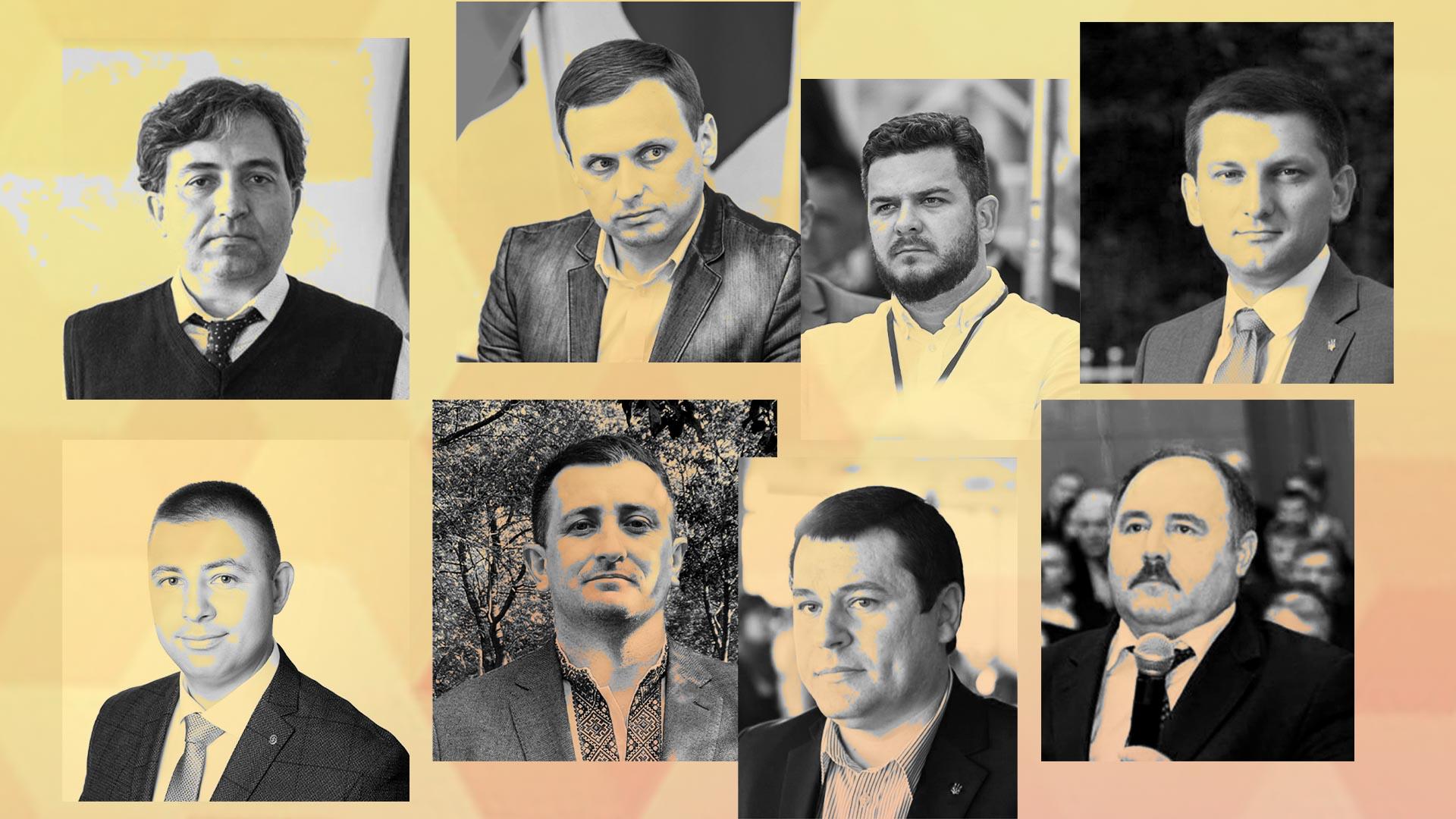 Хто з франківських чиновників і комунальників йде у депутати (СПИСОК)