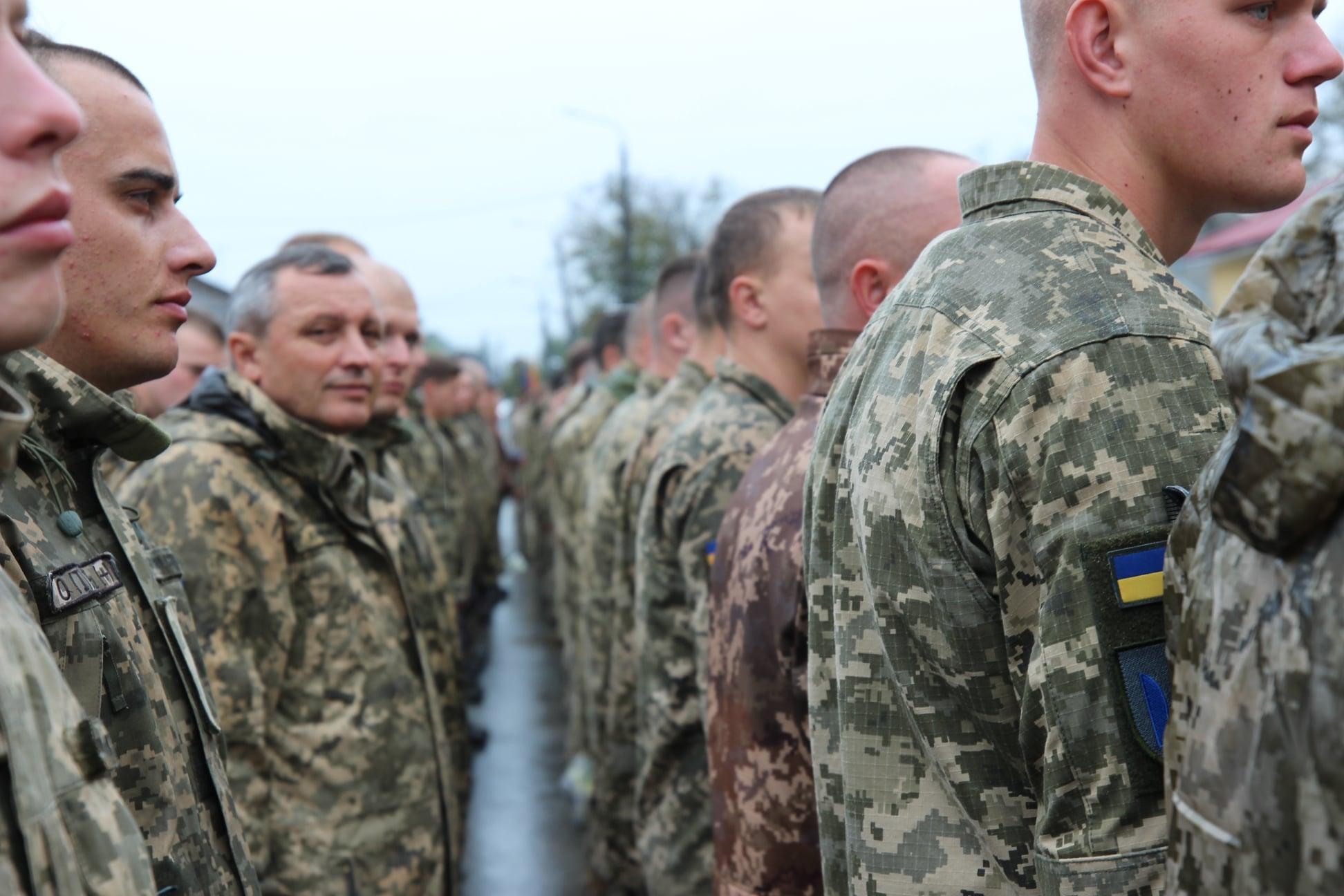 П'ять років гордості і слави: у Коломиї відсвяткували річницю створення 10 гірсько-штурмової бригади (ФОТО, ВІДЕО)