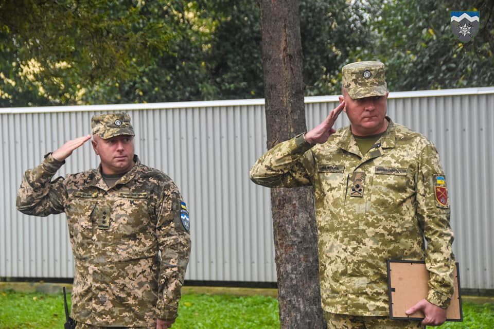 Стало відоме ім'я нового командира 10-ої гірсько-штурмової бригади (ФОТО)