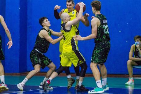 """Франківська """"Говерла"""" розпочала сезон із двох поразок в Одесі"""