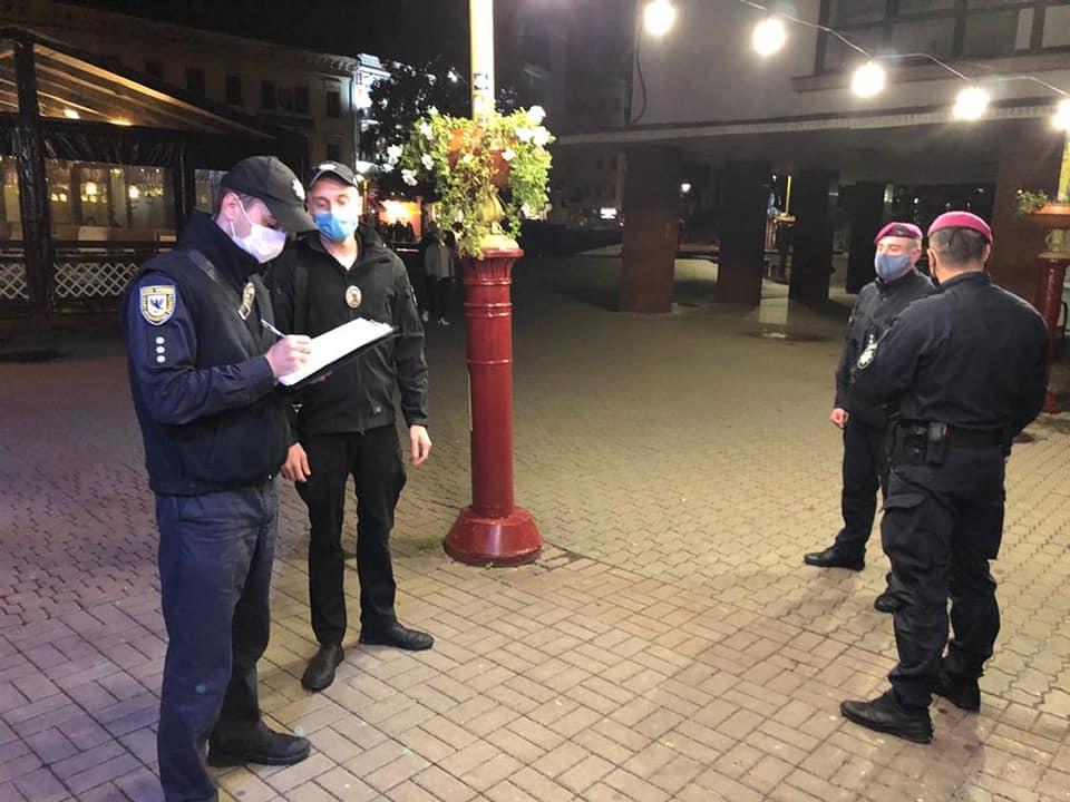 Три франківські заклади оштрафували, бо порушували карантин