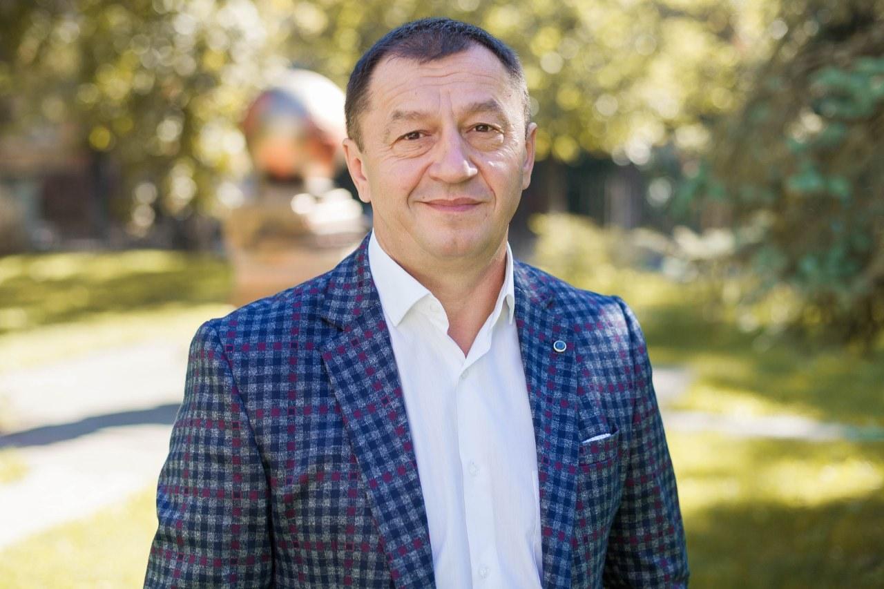 Василь Стефанишин: «Завжди треба ставити перед собою великі задання»
