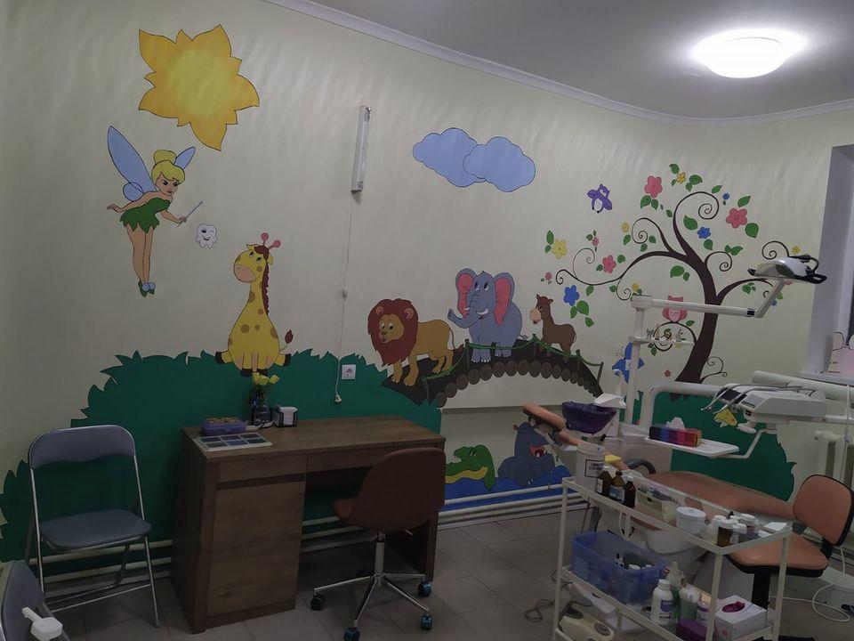 У дитячій поліклініці на Молодіжній запрацював стоматкабінет (ФОТО)