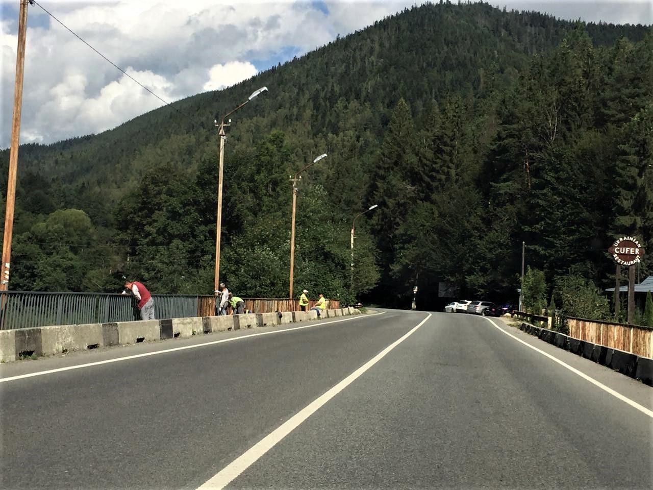 За цей рік на Прикарпатті полагодили 40 мостів