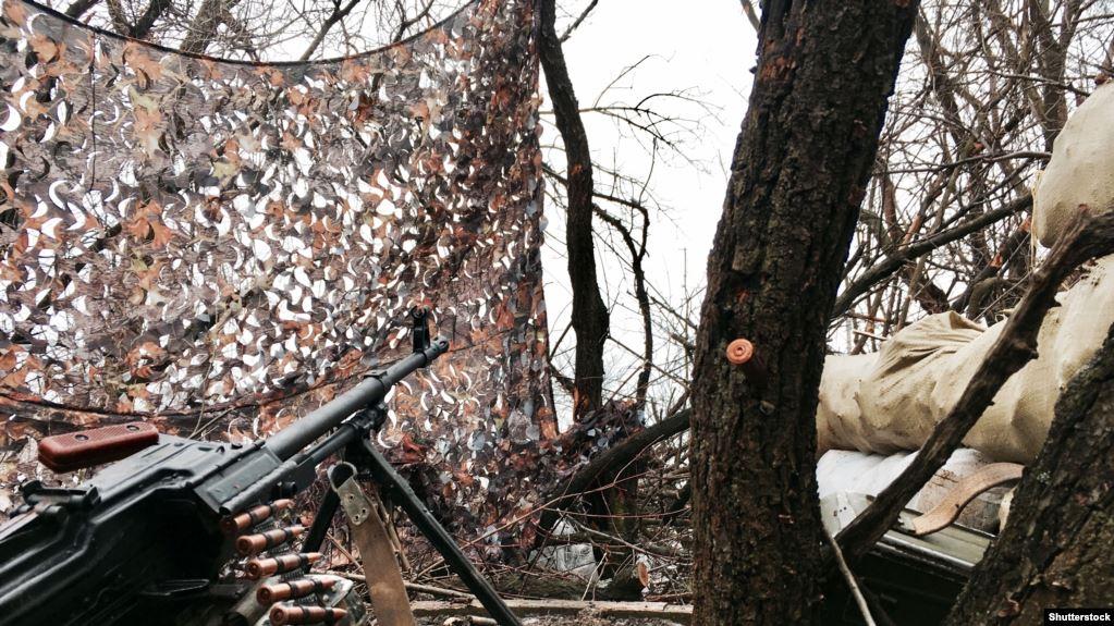 Бойовики тричі порушили режим «тиші» на Донбасі 16 жовтня – штаб ООС