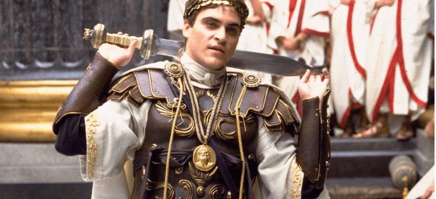Хоакін Фенікс зіграє у новому фільмі про Наполеона Бонапарта