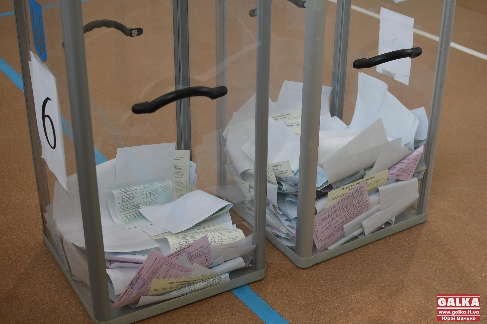 Явка виборців у Франківську станом на 12 годину – 11%