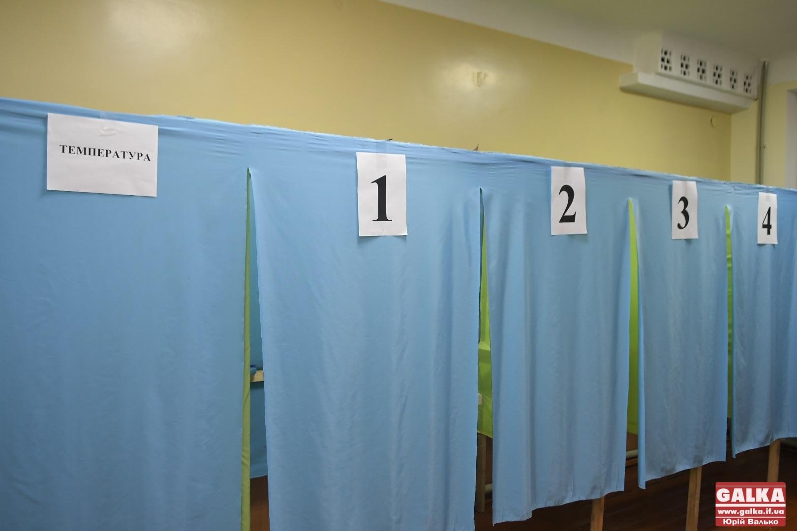 ЄС, ОПЗЖ і Слуги стали лідерами на виборах в облради (КАРТА)