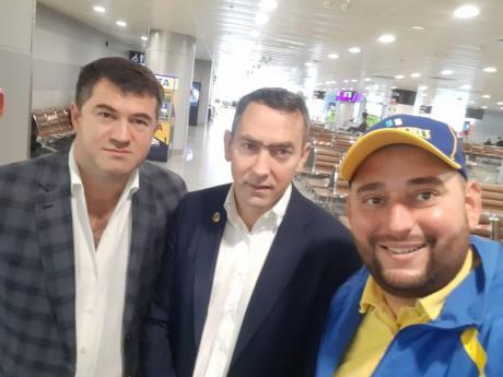 Прикарпатець став віцепрезидентом Федерації дзюдо України
