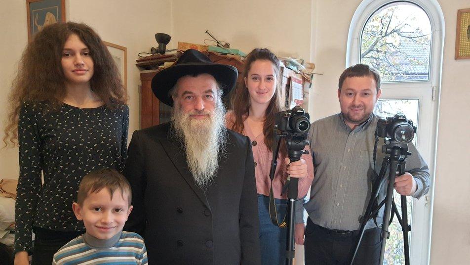 Прикарпатка зняла фільм про єврейську общину (ФОТО, ВІДЕО)