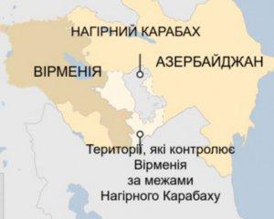 Вірменія ракетами атакувала друге за розміром місто Азербайджану: понад десять загиблих