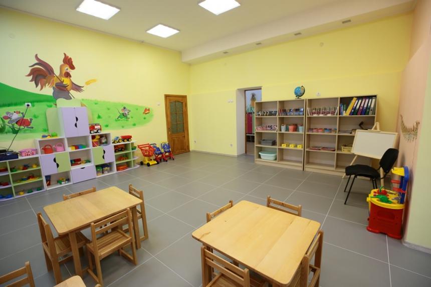 У селі на Коломийщині запрацював дитсадок на 40 місць (ФОТО)