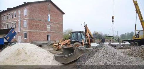 У Боднарові активно будують новий корпус школи – нардеп Прощук (ВІДЕО)