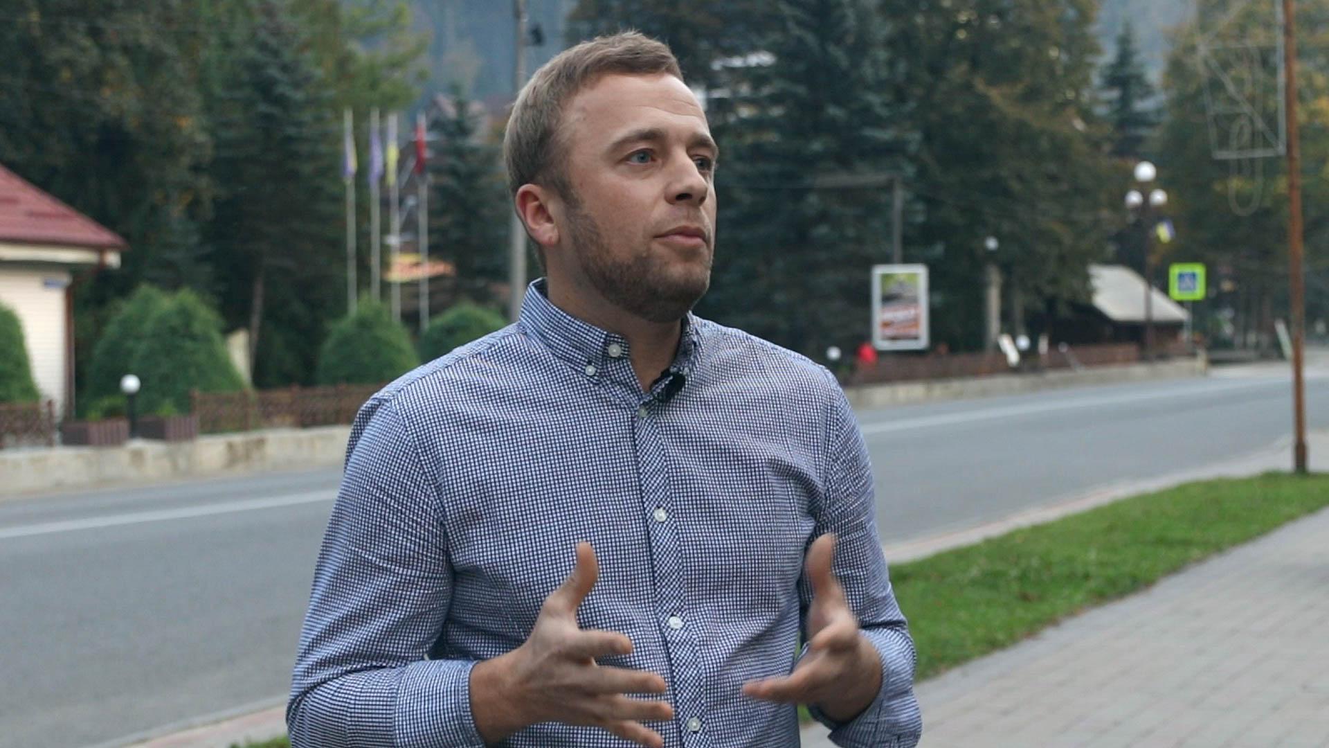 Михайло Бойко – будь-яке питання можна вирішити, головне мати волю і стимул (ФОТО)