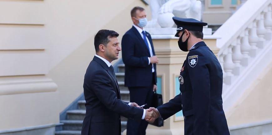 Керівнику поліції Прикарпаття присвоїли звання генерала (ФОТО, ВІДЕО)