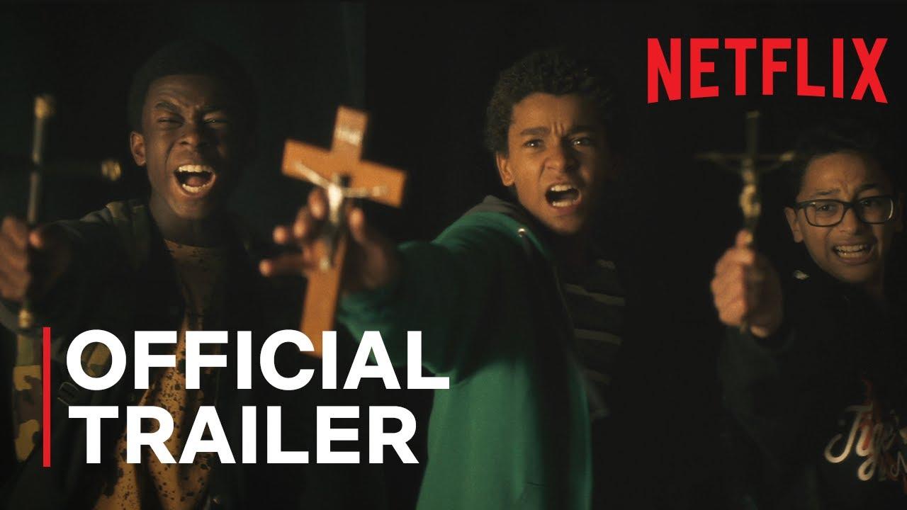 Малолітні афроамериканці проти білих вампірів: трейлер комедійного фільму жахів від Netflix (ВІДЕО)
